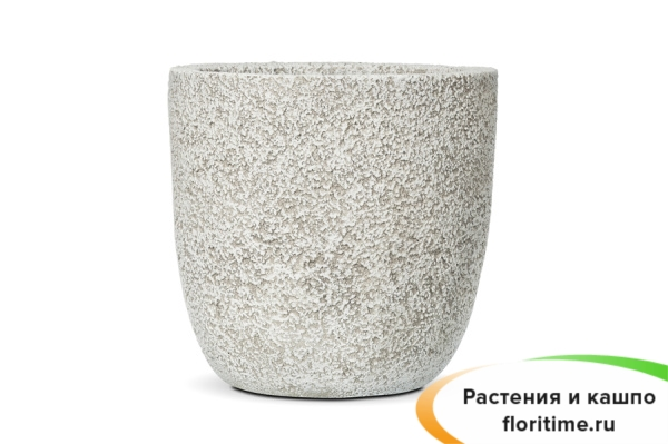 Кашпо Capi Nature Planter Ball Brix, Ivory