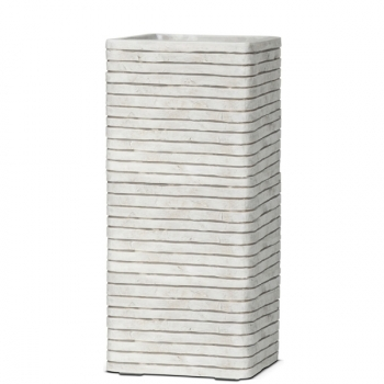 Кашпо Capi Nature Planter Rectangular Row, Ivory