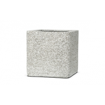 Кашпо Capi Nature Planter Square Brix, Ivory