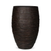 Кашпо Capi Nature Vase Elegant Deluxe Row, brown