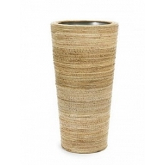 Кашпо Plants First Choice Banana planter conical round bleached  Диаметр — 47 см