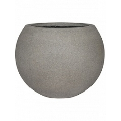 Кашпо Pottery Pots Eco-line beth s, brushed cement  Диаметр — 50 см