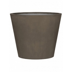 Кашпо Pottery Pots Eco-line bucket l, sand cement  Диаметр — 58 см