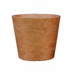 Кашпо Pottery Pots Eco-line mini bucket S размер metallic copper  Диаметр — 14 см