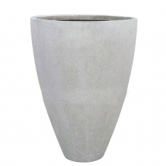 Кашпо Capi Lux Vase Elegance, Dark Light Grey
