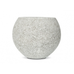 Кашпо Capi Nature Vase Ball Brix, Ivory