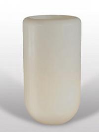 Светящееся Кашпо Bloom! Holland pill grey, серого цвета Диаметр — 60 см