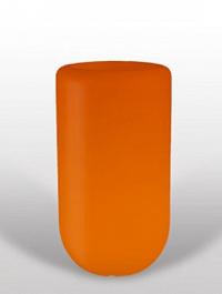 Светящееся Кашпо Bloom! Holland pill orange Диаметр — 50 см