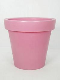 Светящееся Кашпо Bloom! Holland розовый Диаметр — 44 см