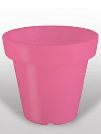 Светящееся Кашпо Bloom! Holland розовый Диаметр — 99 см