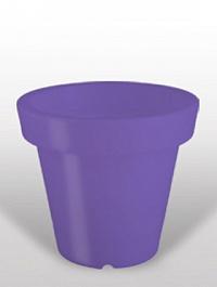 Светящееся Кашпо Bloom! Holland purple Диаметр — 60 см