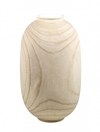 Ваза Fleur Ami Woody natural  Диаметр — 28 см