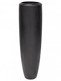 Кашпо Fleur Ami Loft XL размер black, чёрного цвета diamond  Диаметр — 43 см