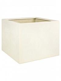 Кашпо Fleur Ami Square cream, кремового цветаe Длина — 86 см