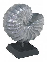 Скульптура Fleur Ami Nautica aluminium Длина — 19 см Диаметр — 31 см