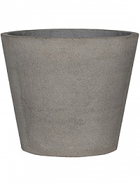 Кашпо Pottery Pots Eco-line bucket l, brushed cement  Диаметр — 58 см