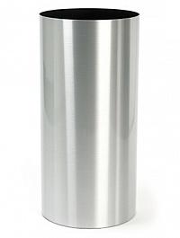 Кашпо Superline Alure pilaro aluminium brushed lacquered  Диаметр — 30 см Высота — 75 см