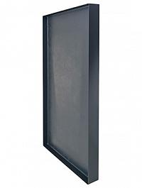 Рама для фитокартины Stiel l-profile ral 7016 mat Длина — 100 см  Высота — 5 см