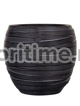 Кашпо Capi nature vase elegant ii loop black