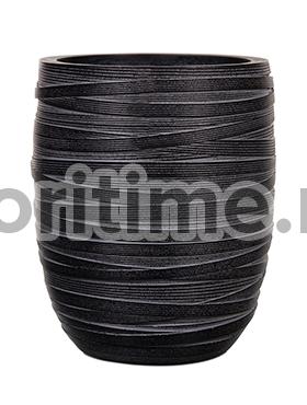Кашпо Capi nature vase elegant high iii loop black
