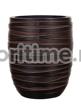 Кашпо Capi nature vase elegant high ii loop brown