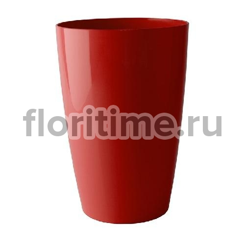 luxury цилиндр, цвет красный
