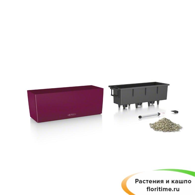 Кашпо Lechuza Balconera Color 50, фисташковый