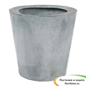 Кашпо Partner, цинк