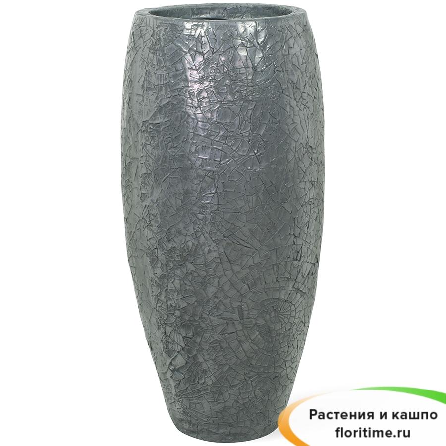 Кашпо CRACKLE Planter, стекловолокно
