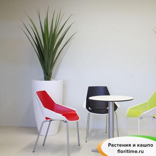Кашпо ASTRO LUNA Planter, смола