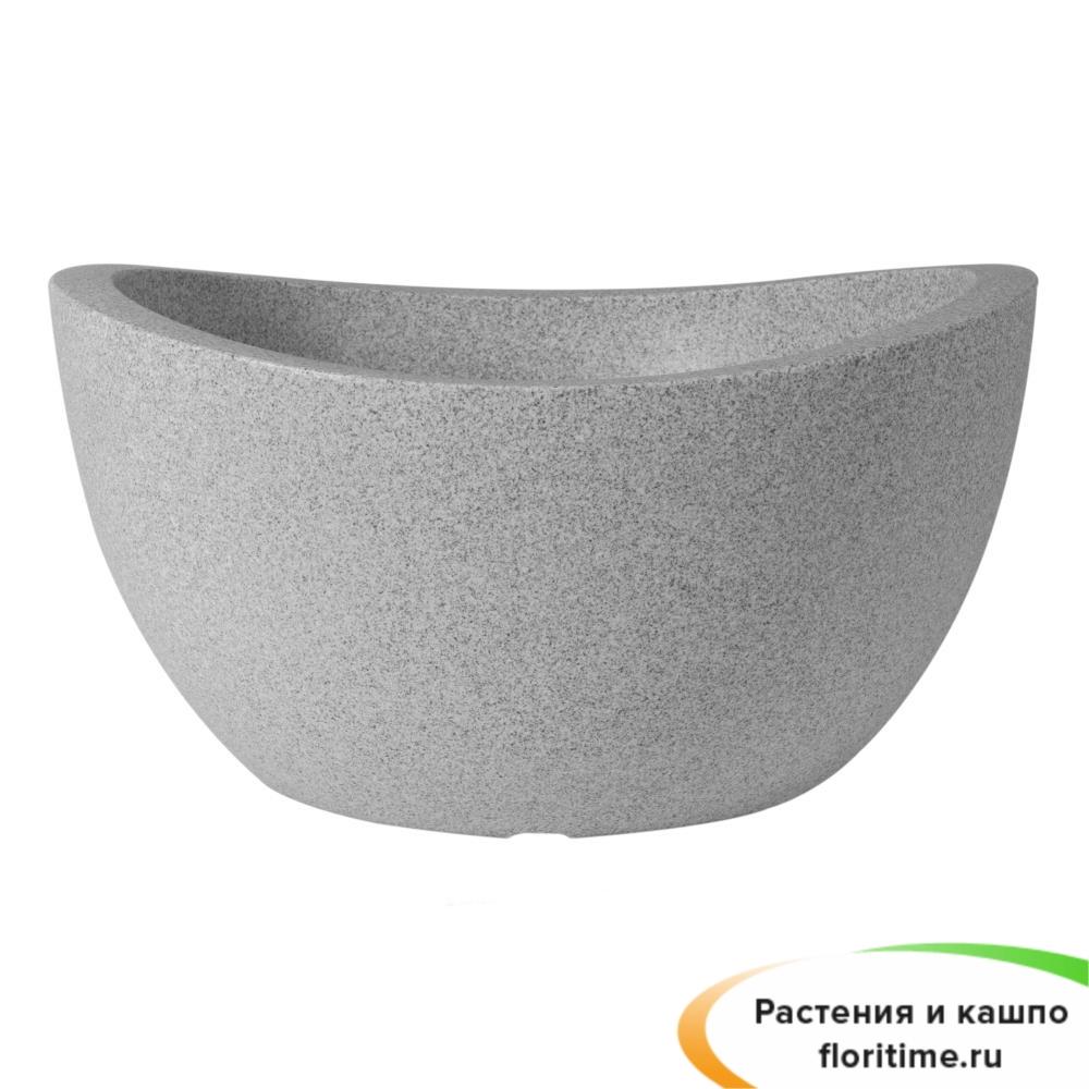 Чаша Scheurich, пластик, серый