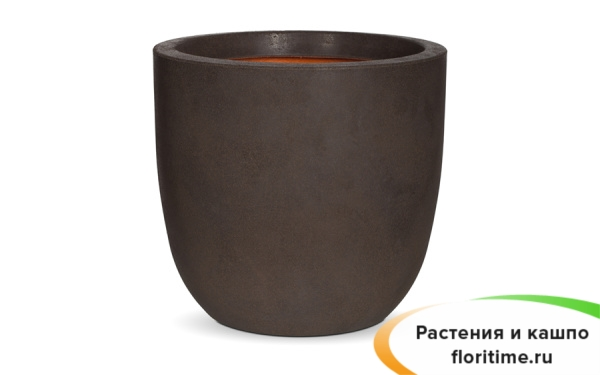 Кашпо Capi Tutch Planter Ball, Brown