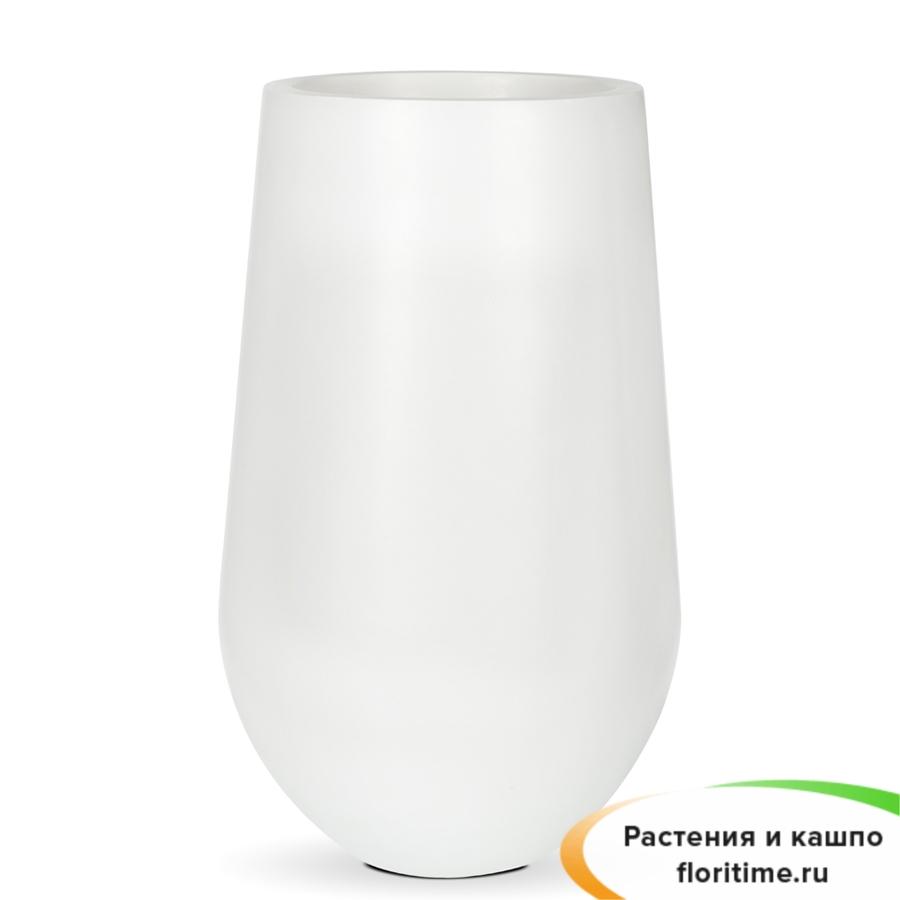Кашпо Capi Lux Vase Palm, белый