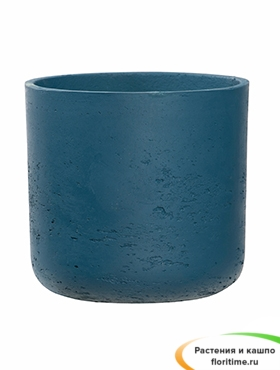 Кашпо Eco-line Charlie, синий