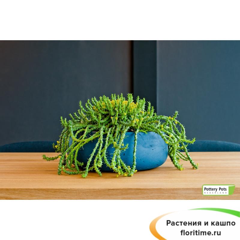 Кашпо Eco-line Eileen, серый