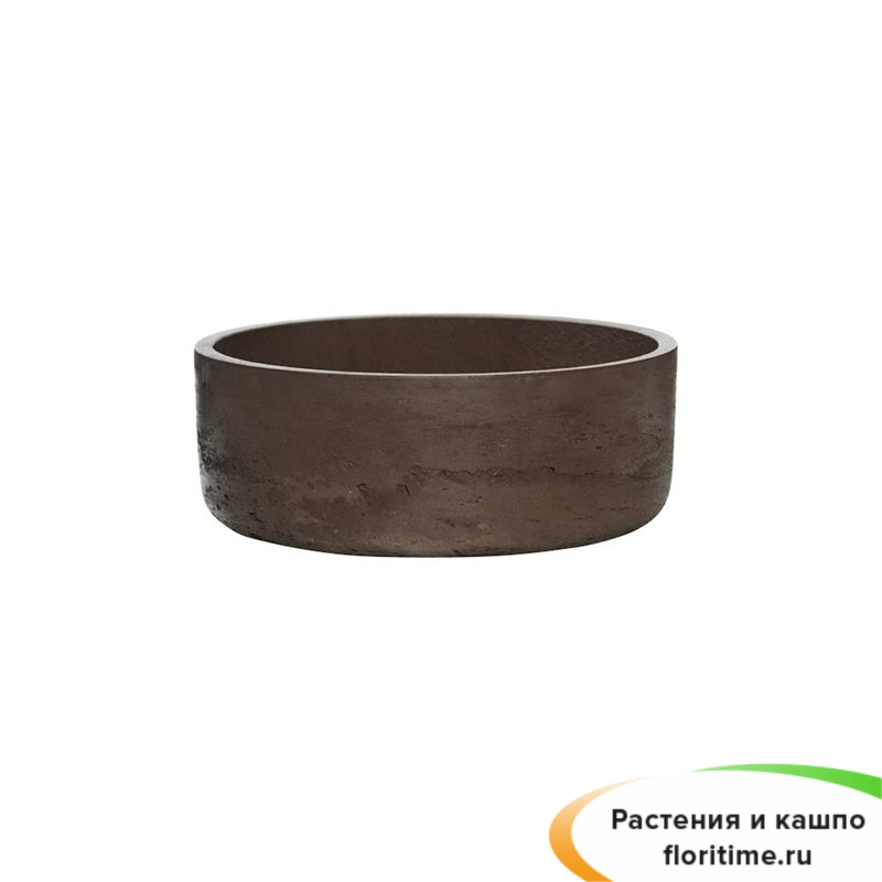 Кашпо Eco-line Ethan, шоколад