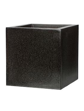 Кашпо Capi lux pot square black