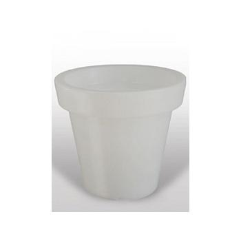 Светящееся Кашпо Bloom! Holland grey, серого цвета Диаметр — 99 см