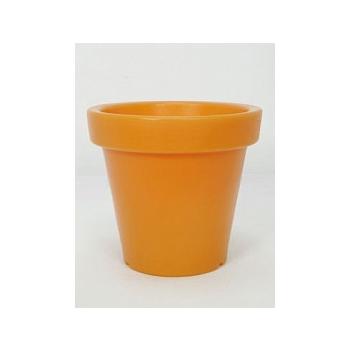 Светящееся Кашпо Bloom! Holland orange Диаметр — 44 см