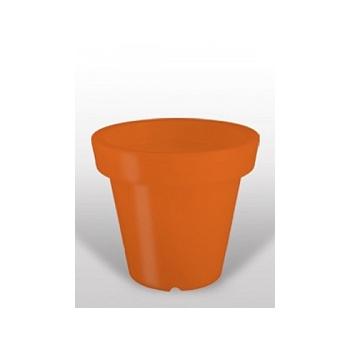 Светящееся Кашпо Bloom! Holland orange Диаметр — 60 см