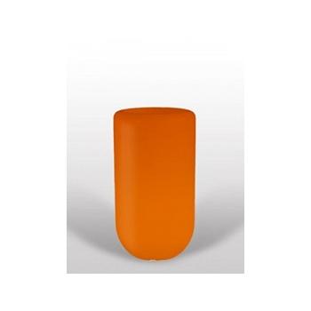 Светящееся Кашпо Bloom! Holland pill orange Диаметр — 40 см