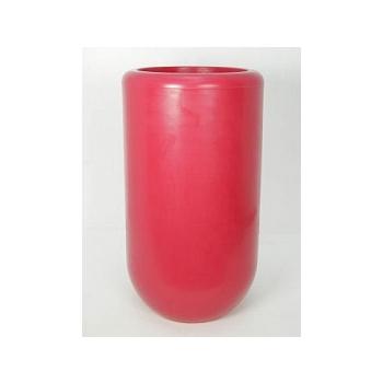 Светящееся Кашпо Bloom! Holland pill red, красного цвета Диаметр — 60 см