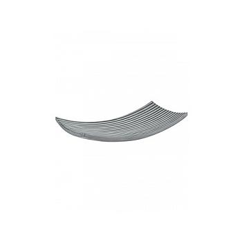 Блюдо Fleur Ami Line plate Длина — 35 см Диаметр — 66 см