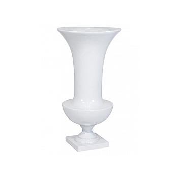 Ваза Fleur Ami Cesare white, белого цвета  Диаметр — 49 см