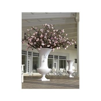 Ваза Fleur Ami Cesare white, белого цвета  Диаметр — 84 см