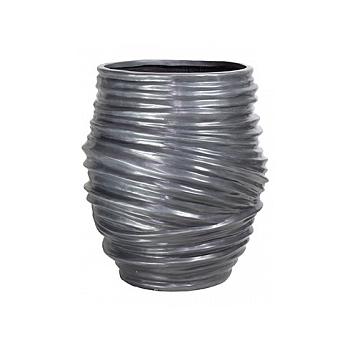 Кашпо Fleur Ami Toga aluminium  Диаметр — 62 см