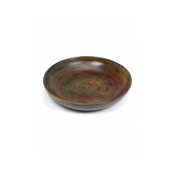 Блюдо Plants First Choice Wood design plate  Диаметр — 58 см