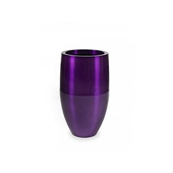 Кашпо Plants First Choice Aluminium planter bubba purple-violet  Диаметр — 49 см