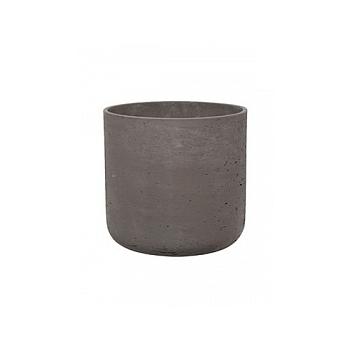Кашпо Pottery Pots Eco-line charlie L размер chocolate  Диаметр — 25 см