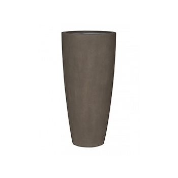 Кашпо Pottery Pots Eco-line dax xl, sand cement  Диаметр — 47 см